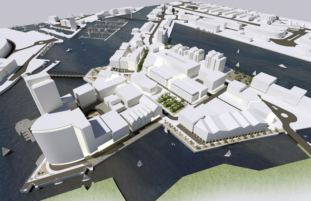 UWTSD Stride Treglown Town Planning