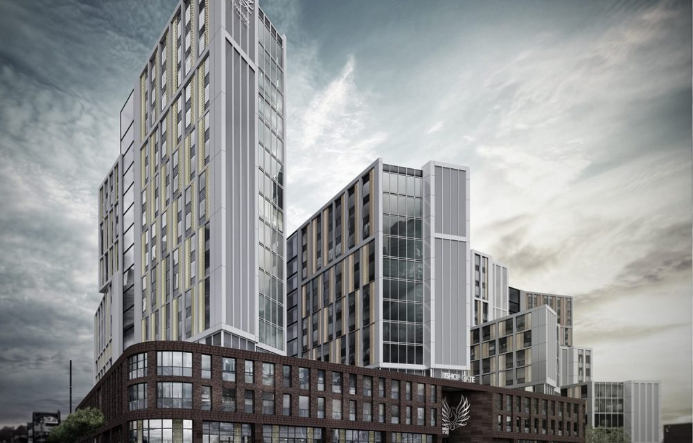 Planning Permission for Bishop Gate, Coventry