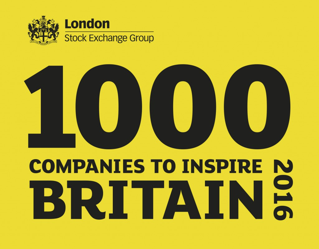 lse 1000 companies to inspire britain