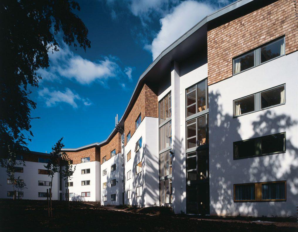 Halls of residence, Royal Holloway University of London