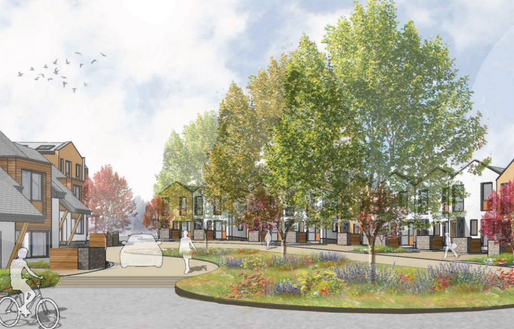 Stride Treglown appointed for Hengrove masterplan