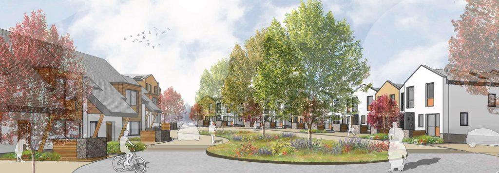 Torpoint Road, Bristol hengrove masterplan
