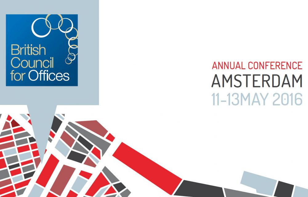 Stride Treglown are Attending the Amsterdam BCO Conference