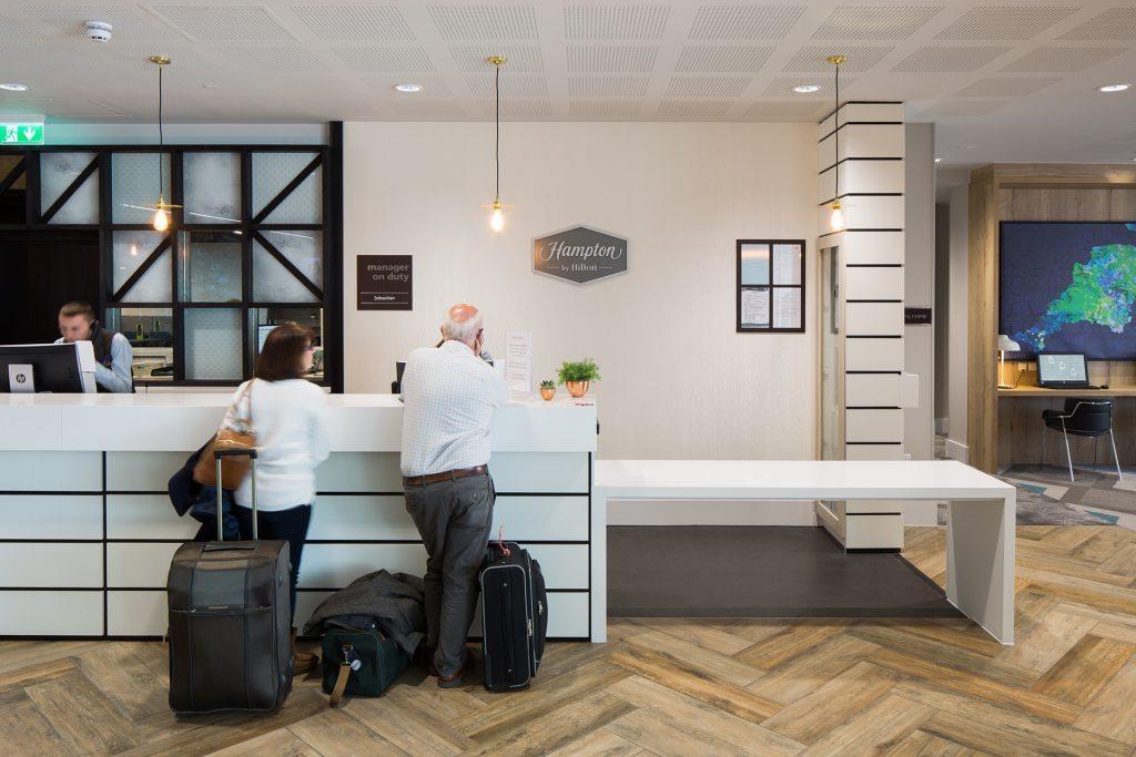 hampton by hilton bristol airport hotel