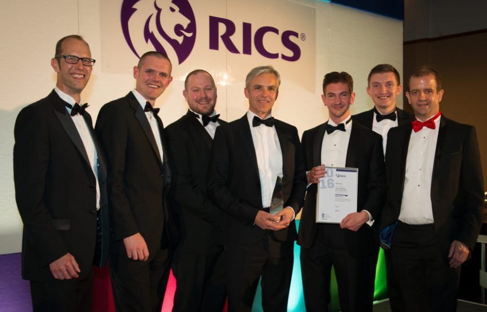 RICS Award Wins for Twerton Mill and Swansea University