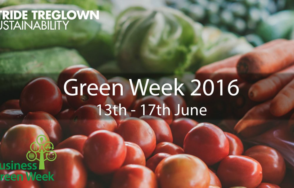 Green Week 2016 – Our Schedule