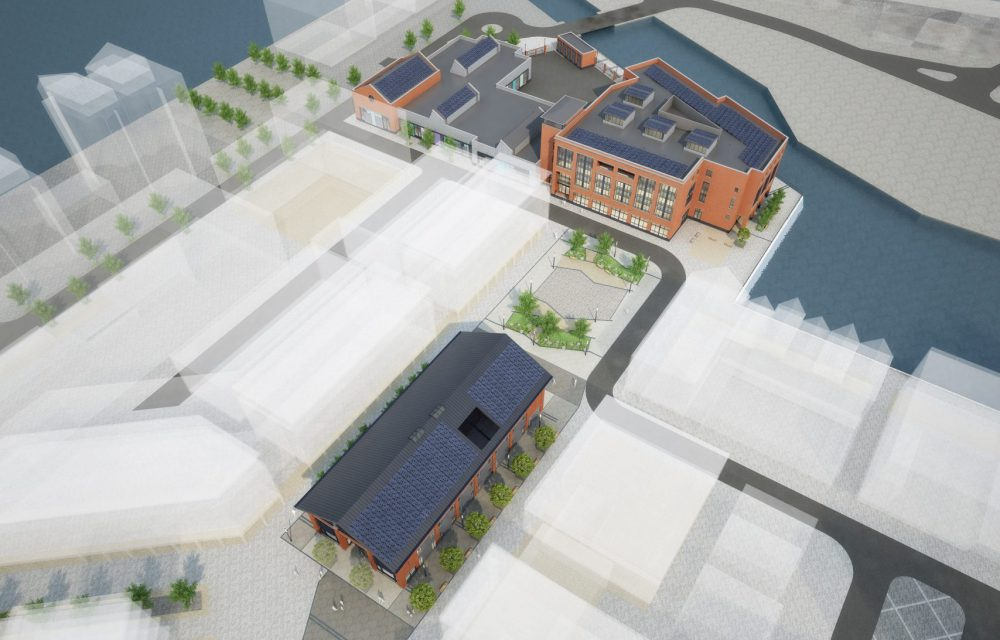 Planning approval for Swansea Waterfront Innovation Quarter Phase 1