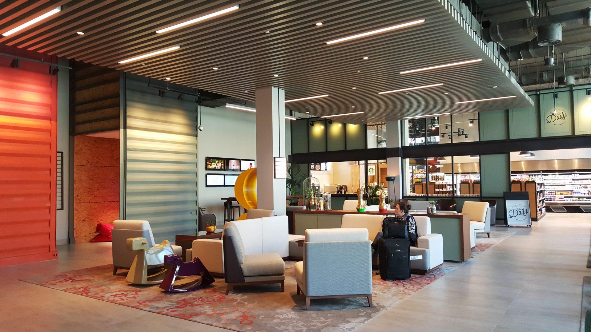 Rove Hotel Shortlisted For Mena Design Award Stride Treglown