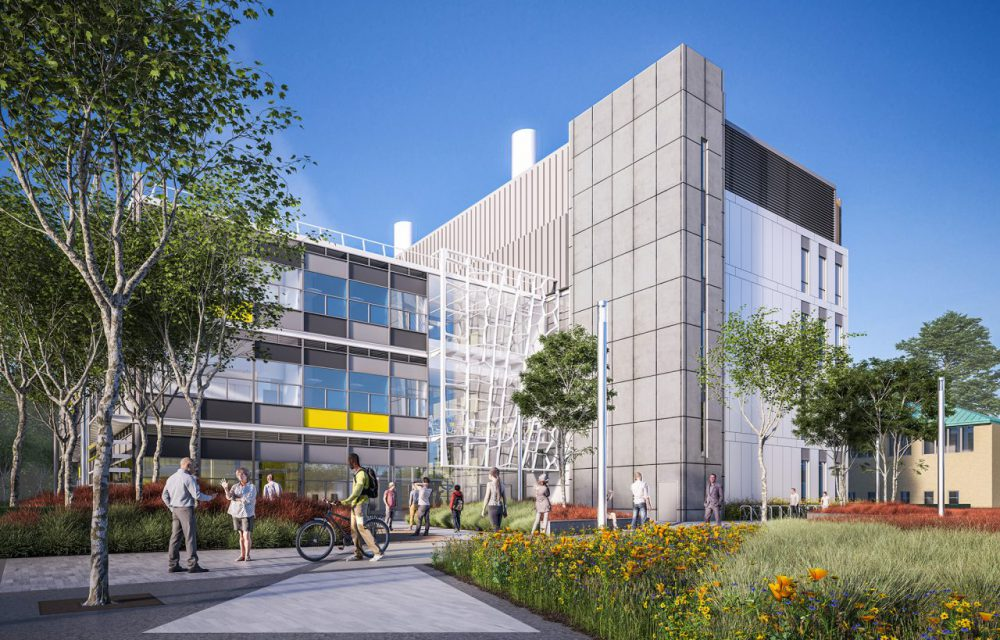 Planning achieved for Health and Life Sciences building at University of Reading