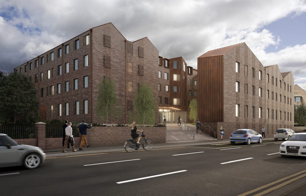 Planning submitted for Bath student accommodation scheme