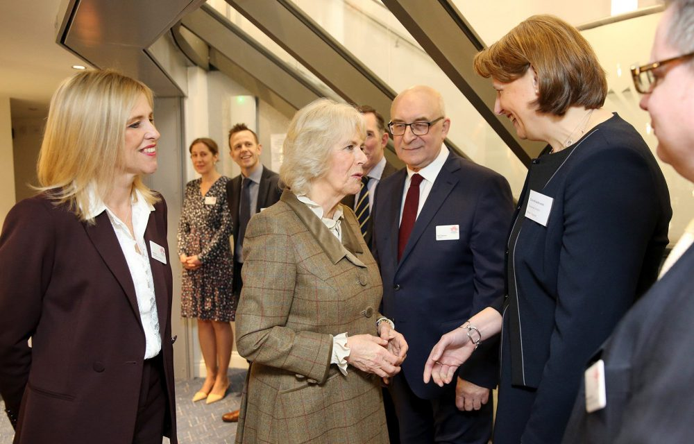 HRH The Duchess of Cornwall opens Rosenberg House