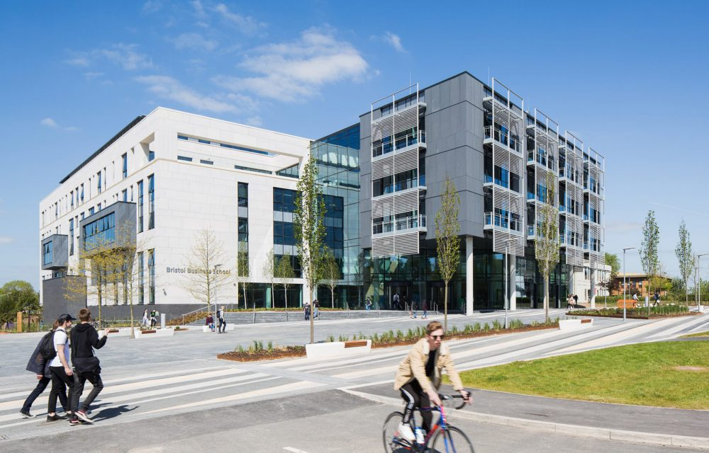 £55m Bristol Business School opens to revolutionise UWE