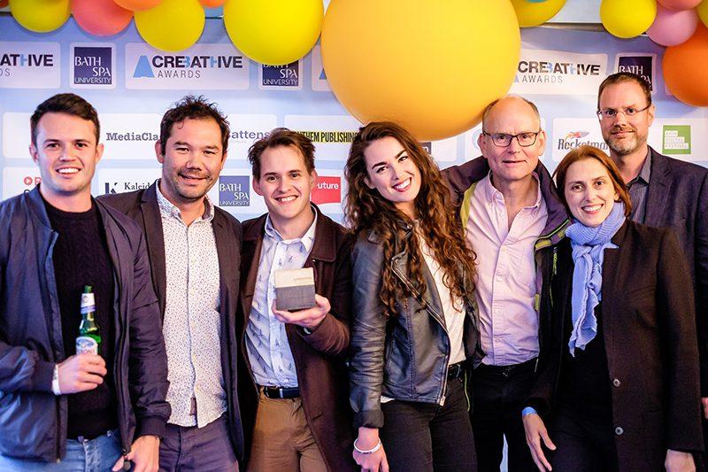 Stride Treglown named 'Best Architect' at Creative Bath awards