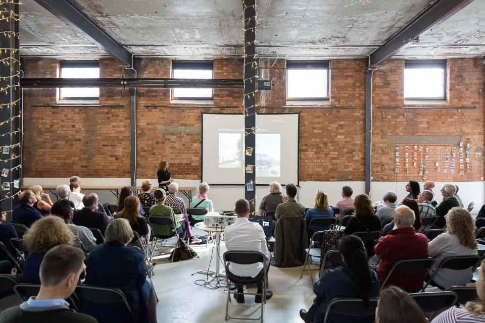 bristol colour capital seminar