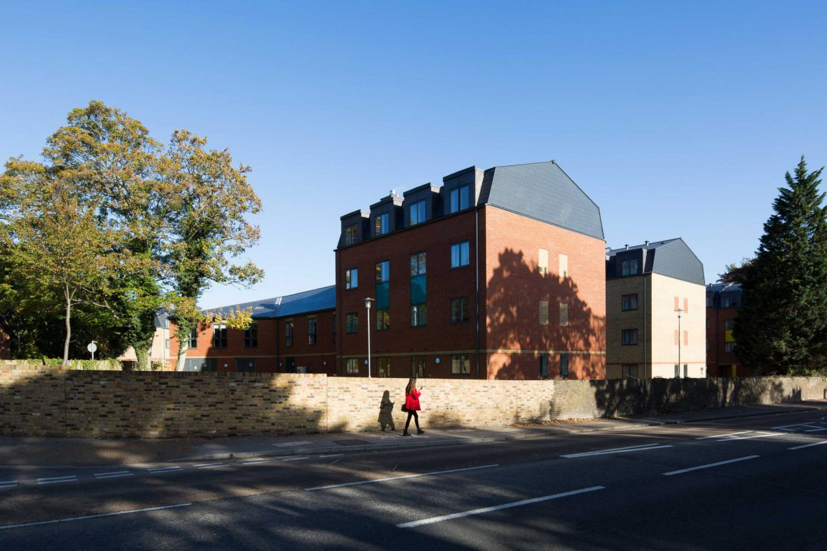 George Eliot - Royal Holloway University of London - Stride