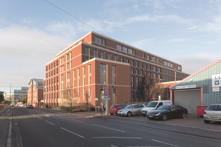 gulson road student accommodation coventry