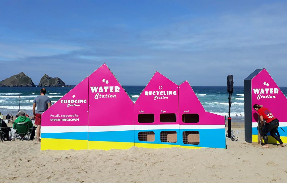 Sustainable thirst-quenching at the National Surf Life Saving Championships