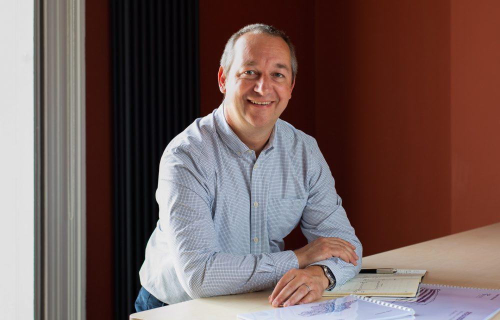 Daniel Van Luttmer joins board of directors