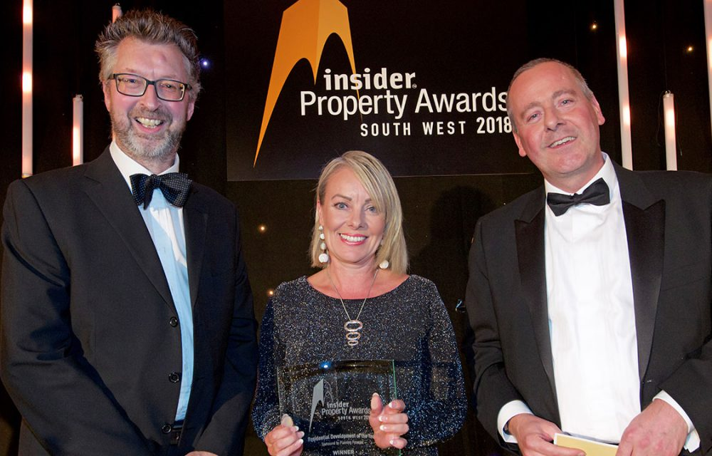 Paintworks III: Insider South West Residential Development of the Year