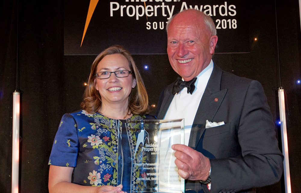 Rachel Bell: Property Personality of the Year