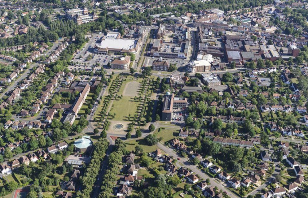Re-Imagining the Garden City