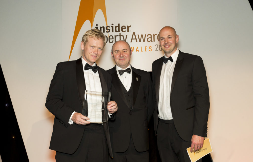 Stride Treglown Cardiff wins Wales Architectural Firm of the Year