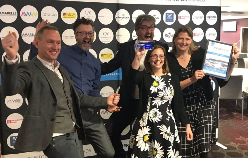 Best Architect and Residential Development wins at inaugural Bristol Property Awards