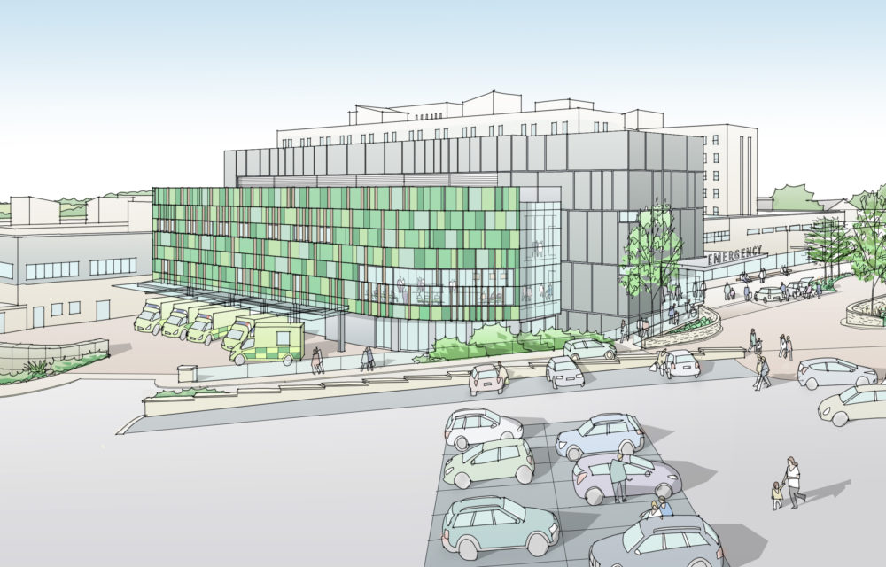 Making emergency departments future ready