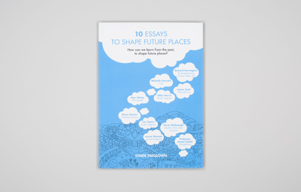 10 Essays to Shape Future Places