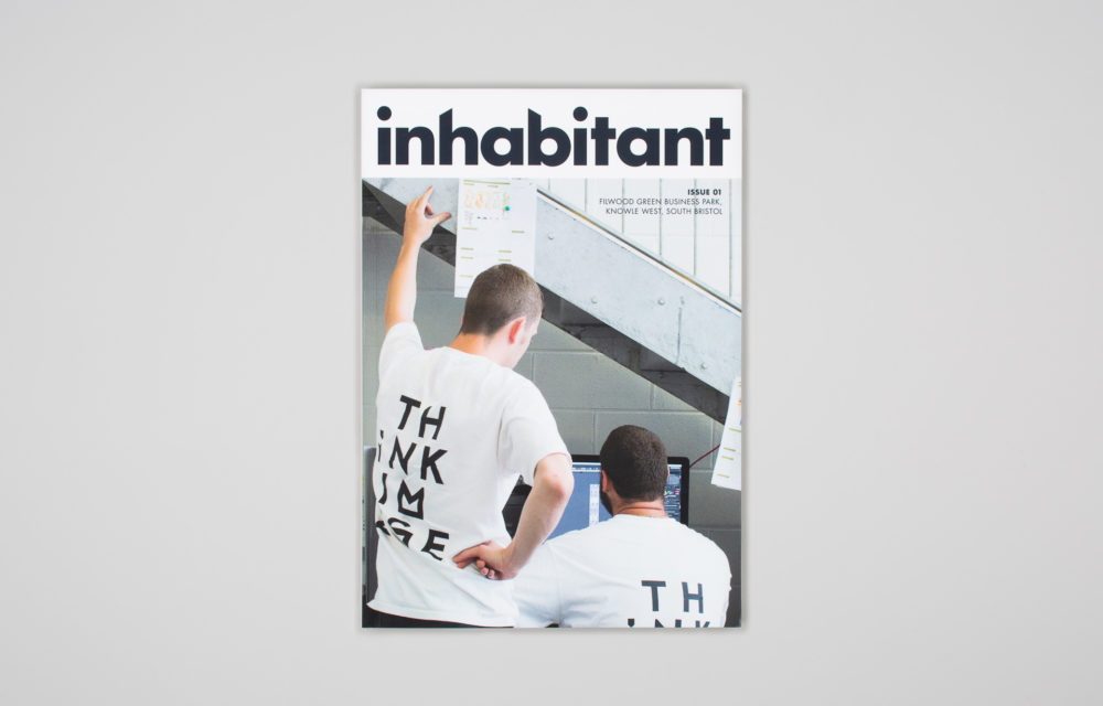 Inhabitant: Issue 01
