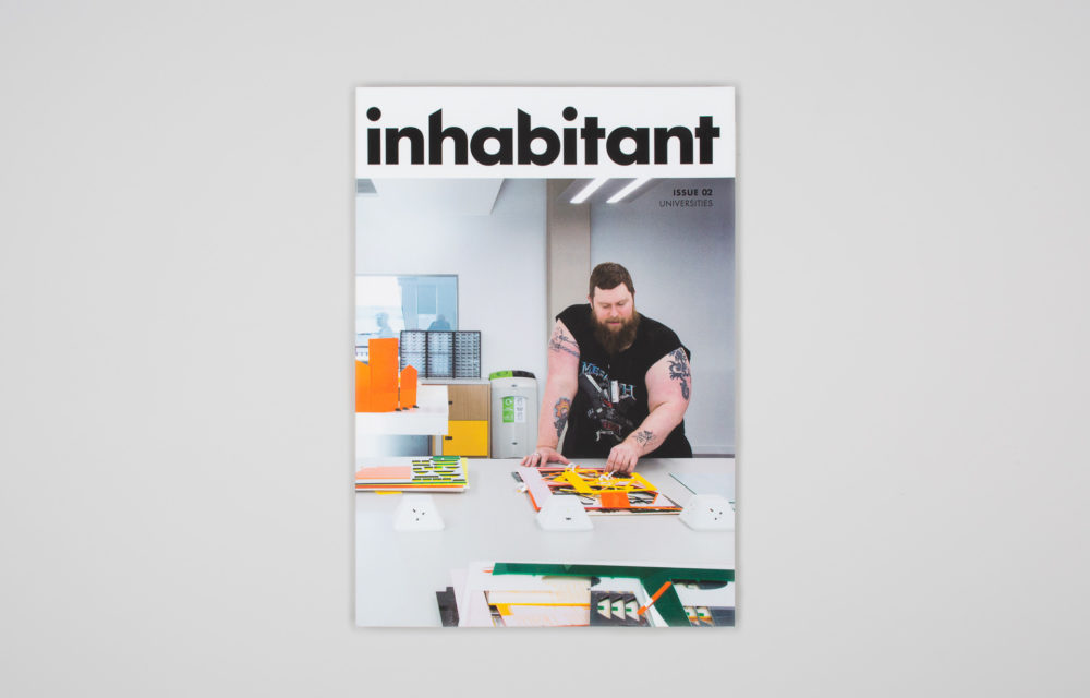 Inhabitant: Issue 02