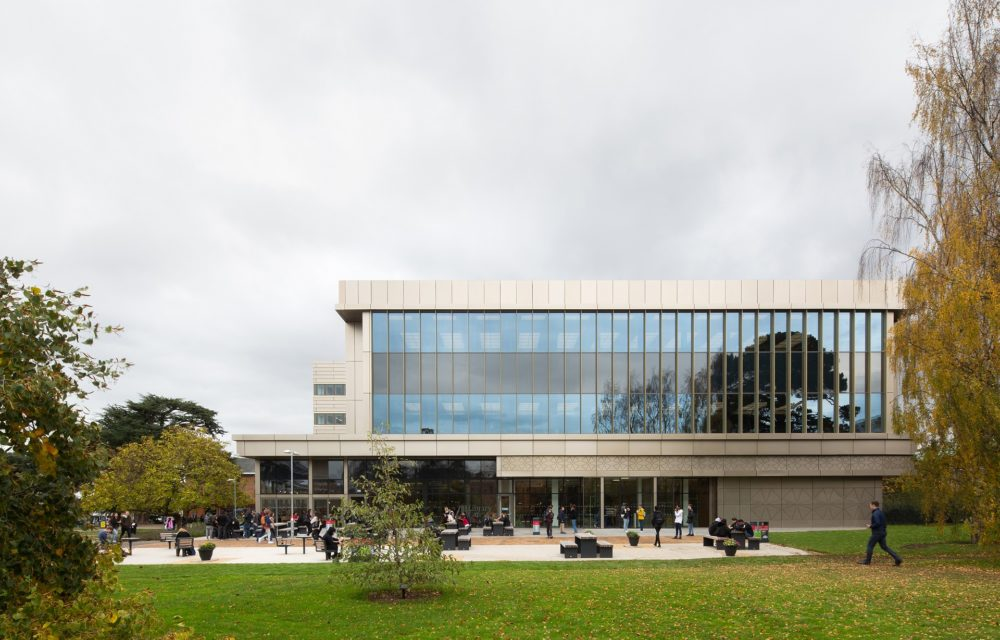 Reading Library shortlisted for AJ Retrofit Award