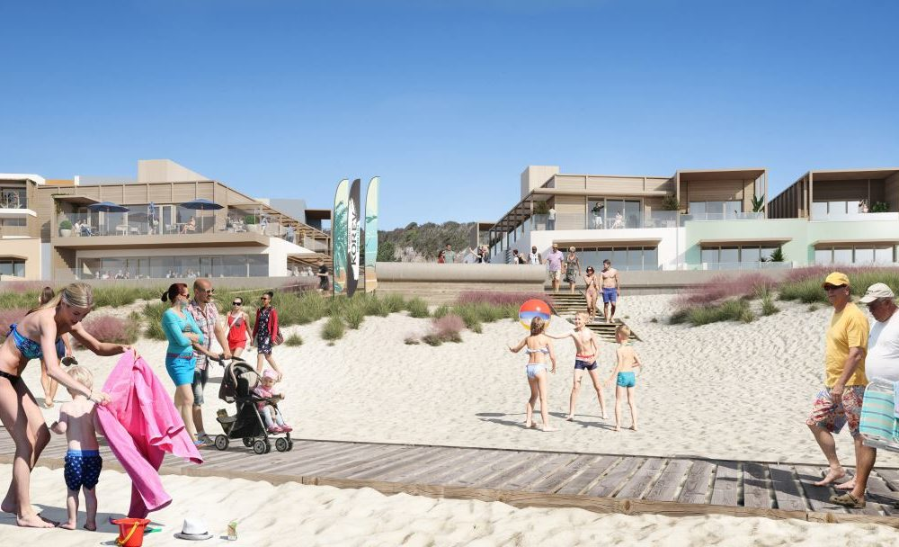 Crinnis Beach-front living development in for planning