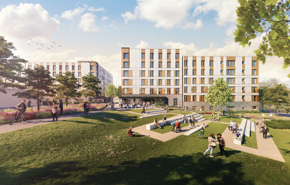 One of the world's largest Passivhaus student residences given green light