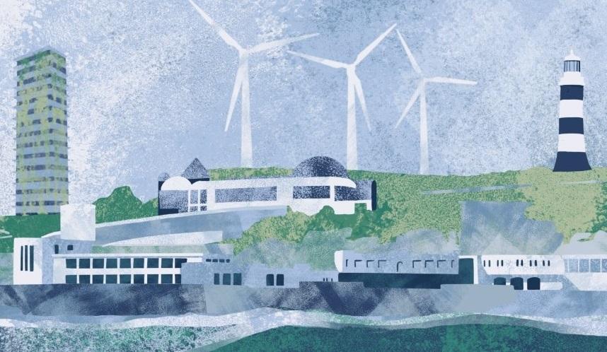 A spotlight on Future Plymouth 2030