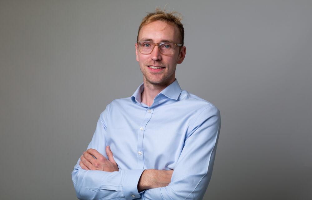 Nik Hoggarth is a G4C Future Leader finalist