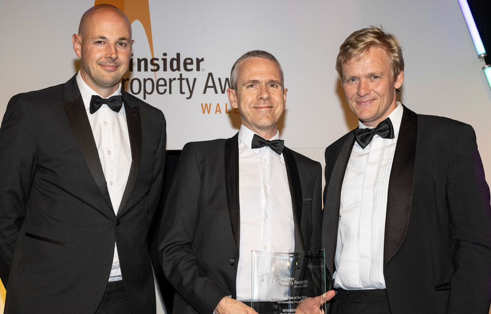 Stride Treglown Cardiff wins best architectural firm for third year running