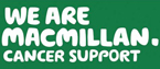 Macmillan Cancer Support logo 145px
